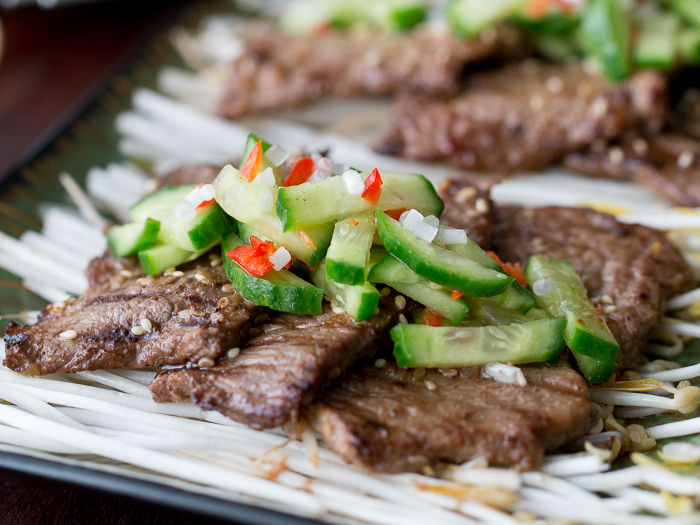 Korean Beef Bbq Kalbi Healthy World Cuisine