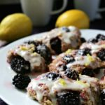 Blackberry Lemon Drop Biscuits/ https://www.hwcmagazine.com