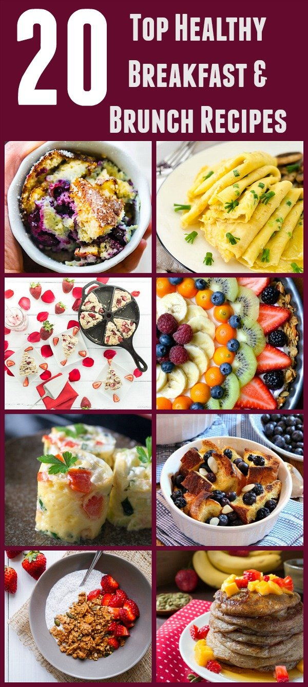 Top Breakfast And Brunch Recipes Healthy World Cuisine Healthy