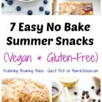 7 Easy No-Bake Summer Snacks / https://www.hwcmagzine.com