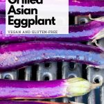 Super Easy Grilled Asian Eggplant / https://www.hwcmagazine.com