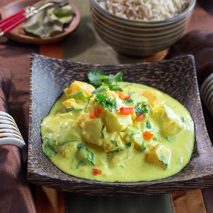 Halibut Curry in a Hurry / https://www.hwcmagazine.com
