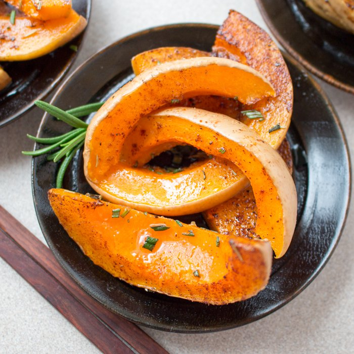 Spicy Rosemary Butternut Squash / https://www.hwcmagazine.com