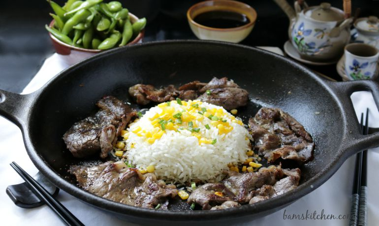 Pepper Lunch Steak and Rice Sizzle / https://www.hwcmagazine.com