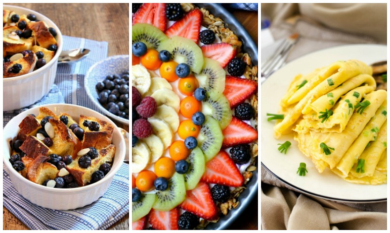 Top Breakfast And Brunch Recipes Healthy World Cuisine