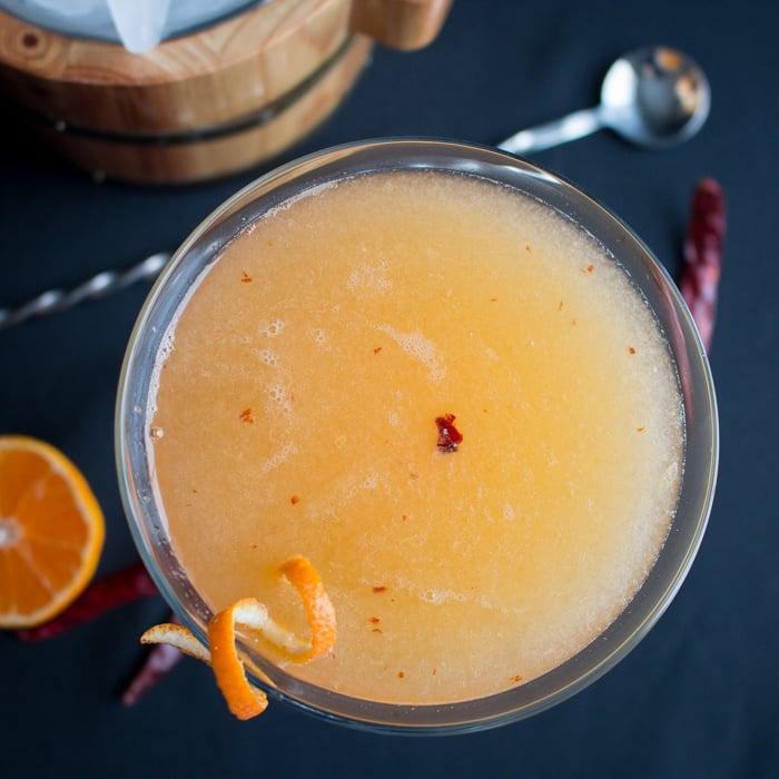 Blue Elephant Chili Cocktail