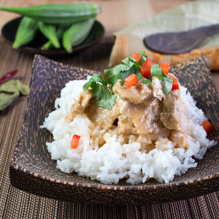 Crockpot Thai Turkey Tenderloin