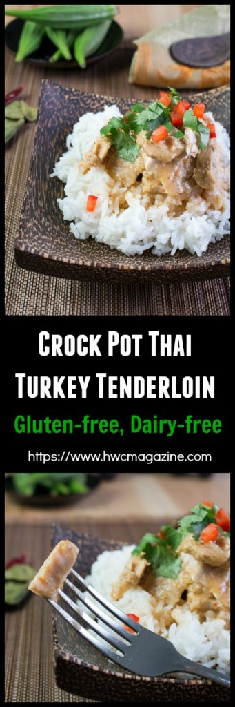 Crock Pot Thai Turkey Tenderloin / https://hwcmagazine.com