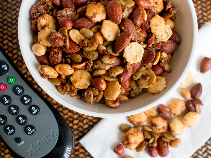 Spiced Nut Mix / https://www.hwcmagazine.com