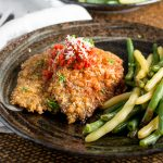 Parmesan Herb Crusted Beef Cutlet/ https://www.hwcmagazine.com