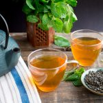 Healthy Moroccan Mint Tea / https://www.hwcmagazine.com