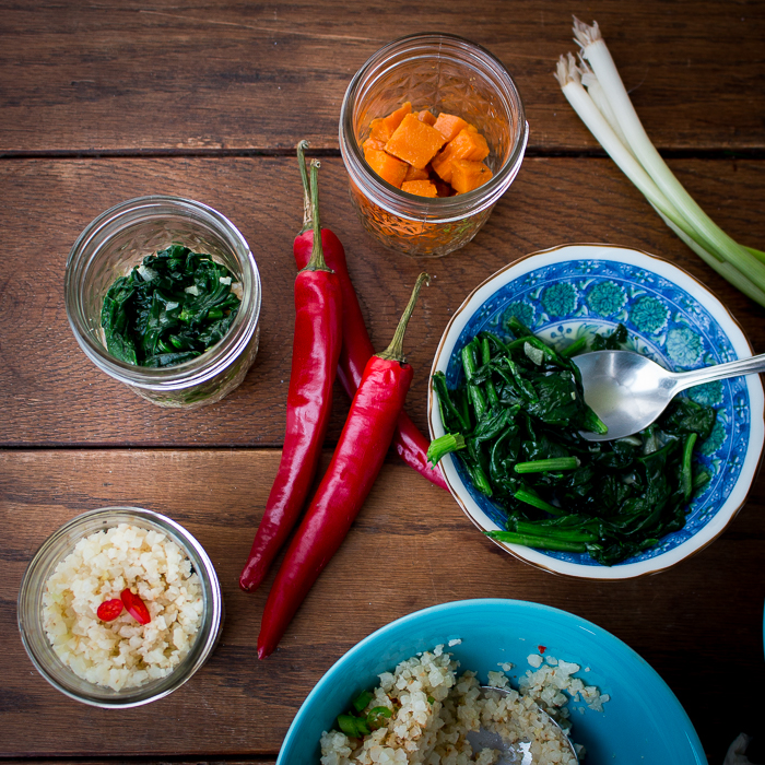 Whole30 Vegan Lunch Plan / https://www.hwcmagazine.com