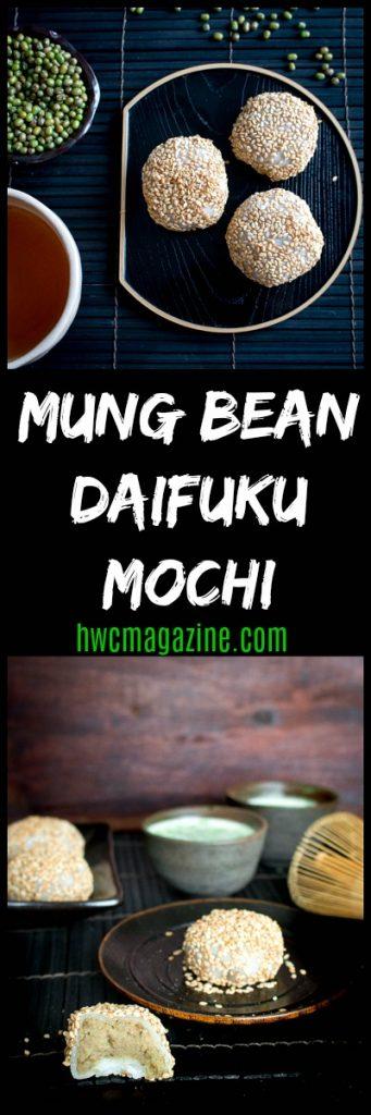 Mung Bean Daifuku Mochi / https://www.hwcmagazine.com