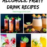 Summertime Non-Alcoholic Fruity Drink Recipes/ #drinks #beverages #summertime #nonalchoholic #refreshing/ https://www.hwcmagazine.com