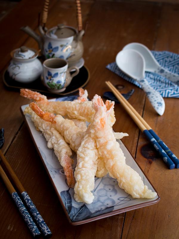 Shrimp Tempura Udon Noodles / https://www.hwcmagazine.com