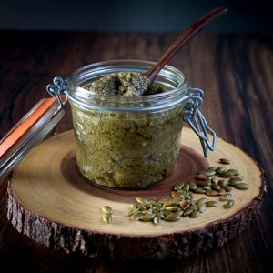 Roasted Pumpkin Seed Butter /https://www.hwcmagazine.com