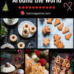 60 Cookie Recipes from Around the World. 26 Countries . From delicious shortbreads to gingerbread and everything in between. Some vegan, gluten-free and paleo options too. #christmascookies #christmas #baking #holidaybaking #gifts #world #globalcuisine #international #treats #sweets #hwcmagazine/ https://www.hwcmagazine.com