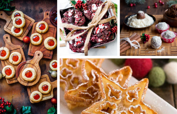 60 Cookie Recipes from Around the World / https://www.hwcmagazine.com