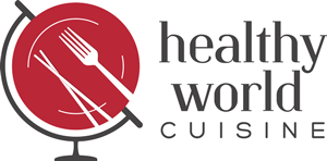Healthy World Cuisine logo