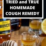 Grandpa's Tried and tue homemade cough remedy.