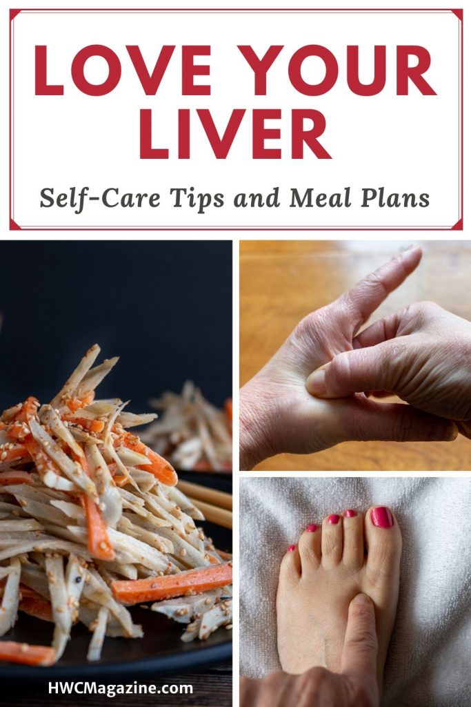Love your Liver: Self Care and Meal Plans