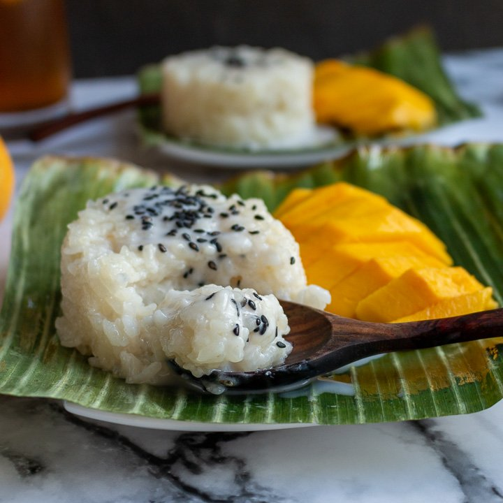This image has an empty alt attribute; its file name is Easy-Mango-Sticky-Rice-9413.jpg